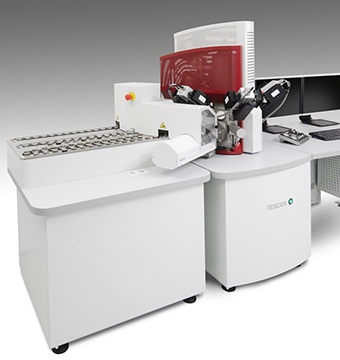 TIMA - Mineral Analyser